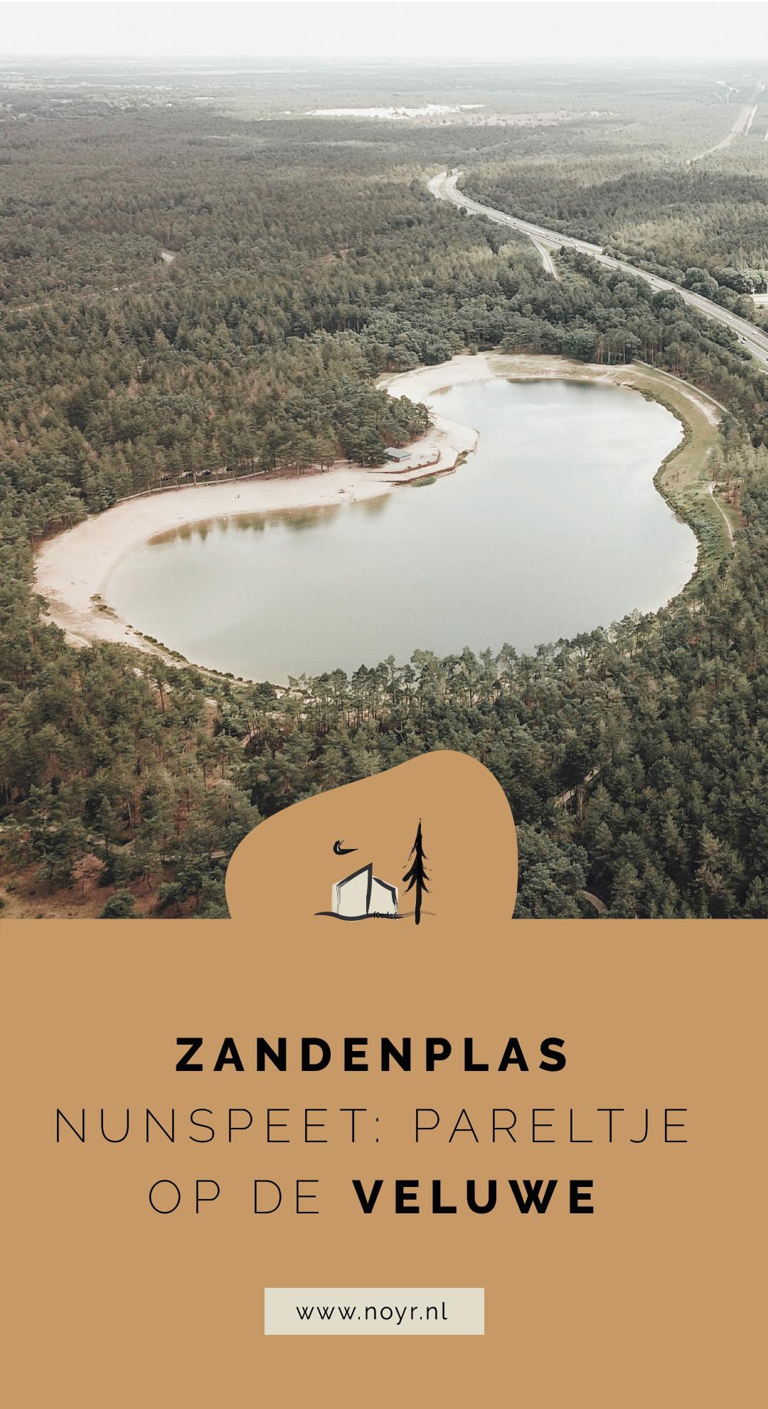Zandenplas Nunspeet | Veluwe | meer Veluwe | tiny house