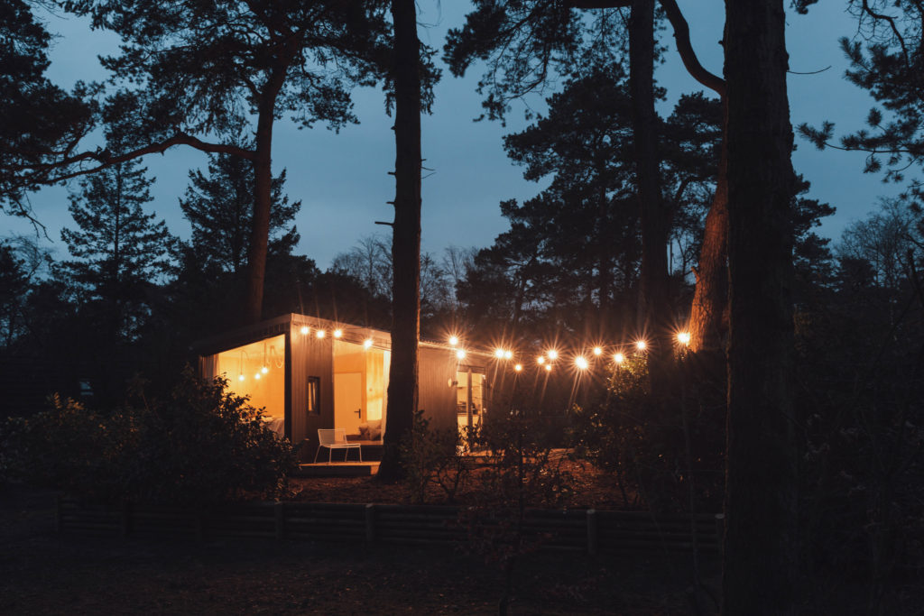 NOYR tiny house Veluwe | design tiny house