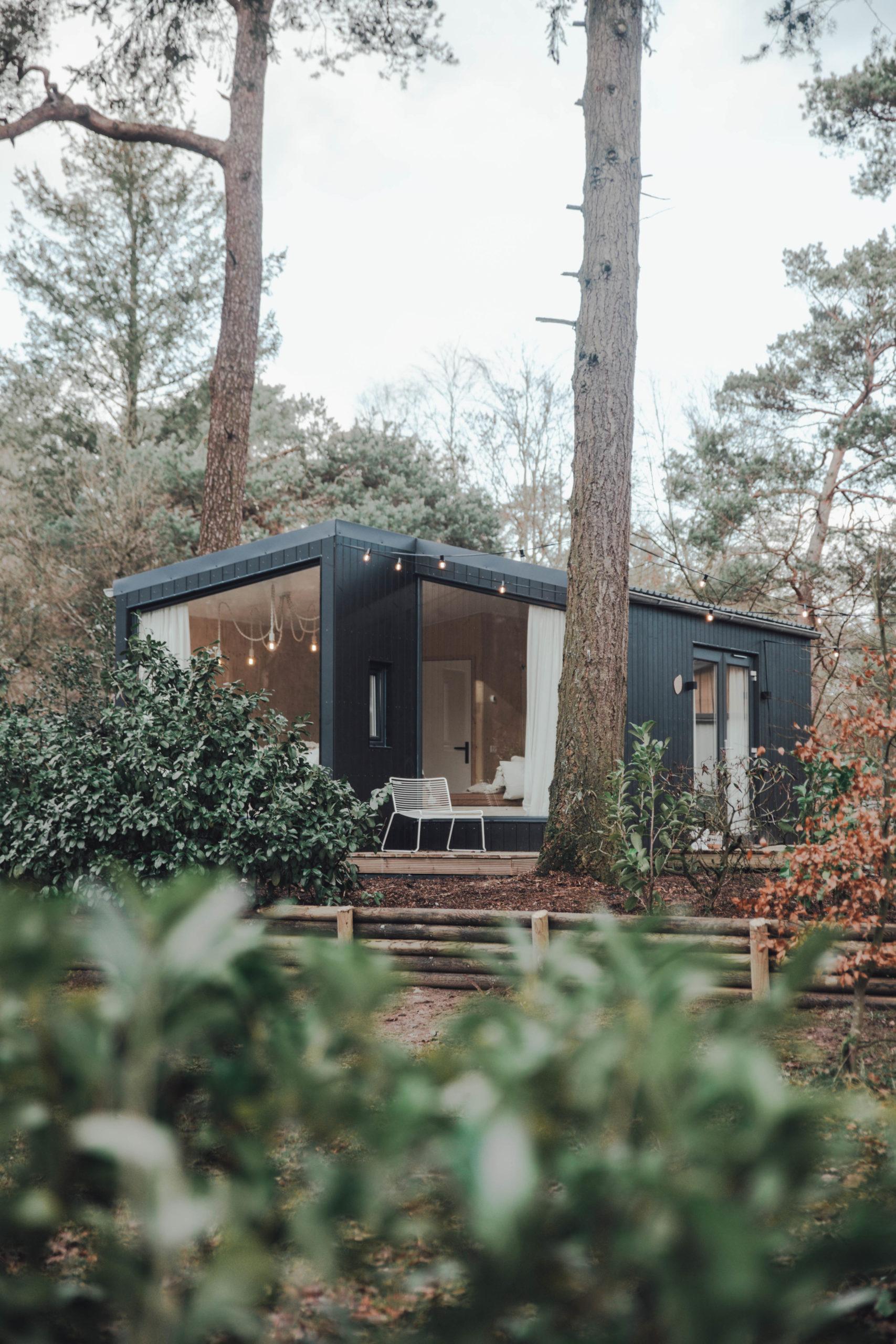 NOYR tiny house vooraanzicht