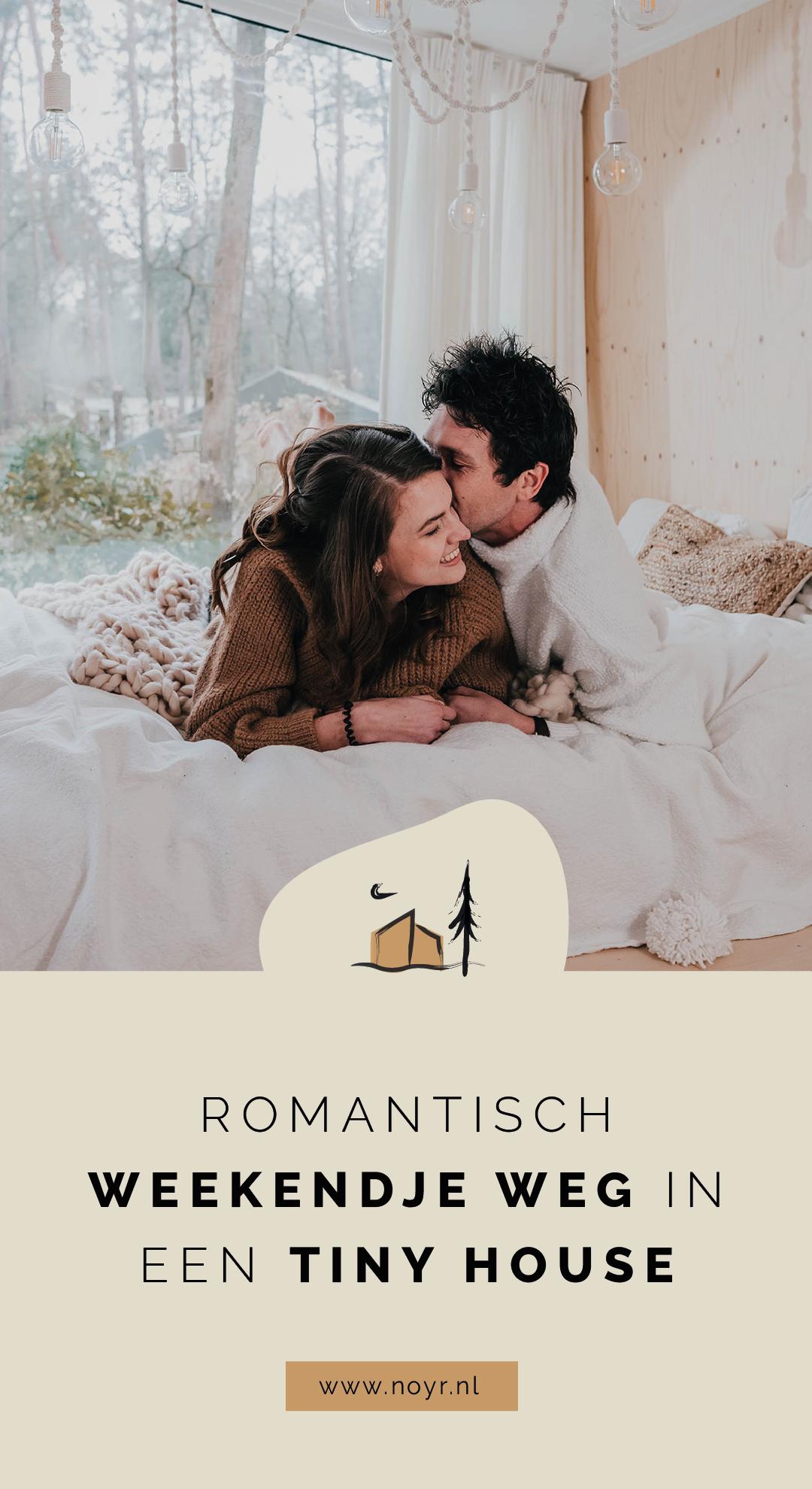 Romantisch weekendje weg in een tiny house | Pinterest