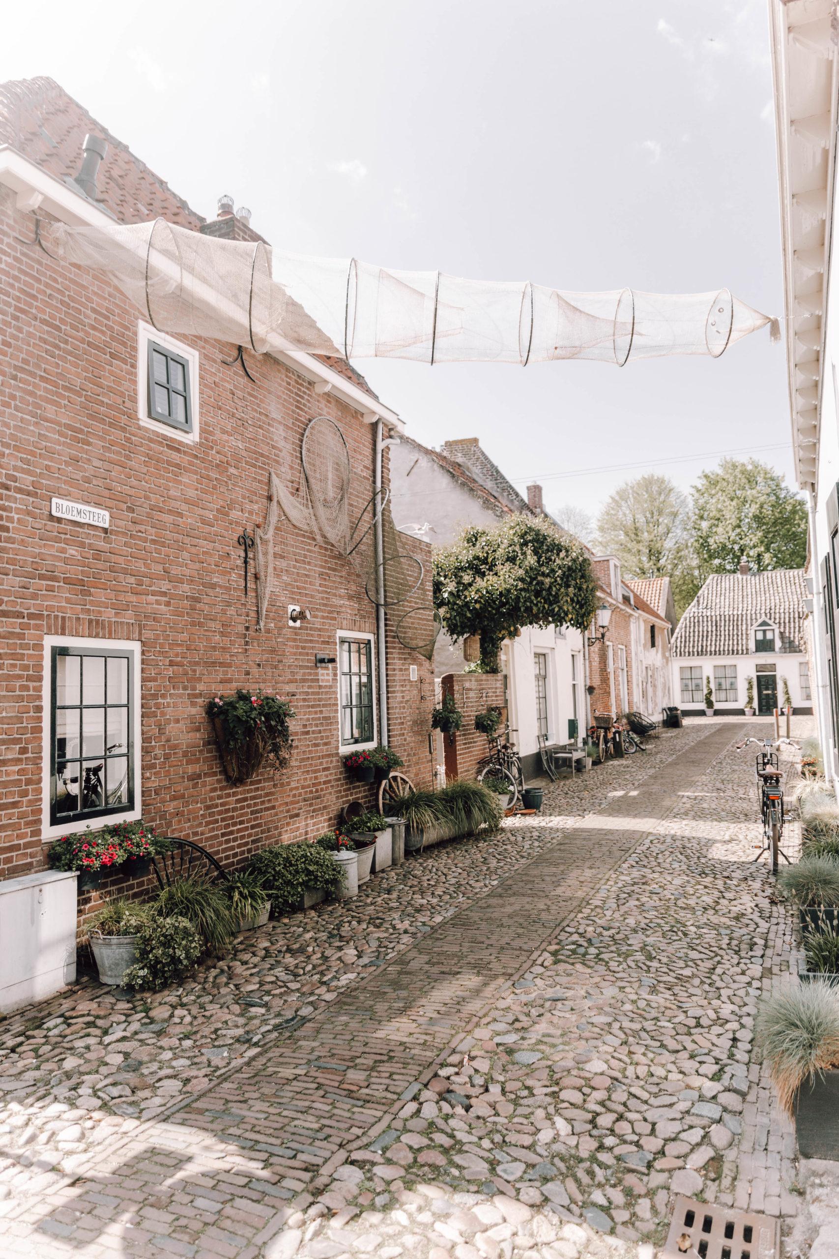 Straten van Elburg | Vestingstad Elburg | Hidden gems Veluwe | Activiteiten Veluwe