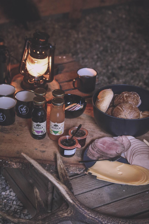 Ontbijt in de wildhut | Wildpraat